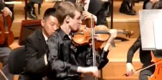 Kenneth Arthur Renshaw Menuhin Competition