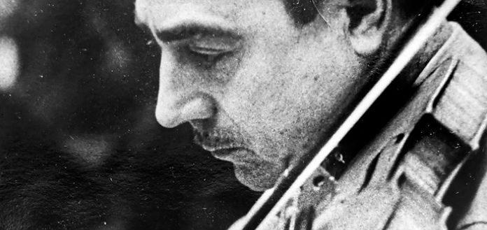 Lucio Rossetti Violin Violinist Cover
