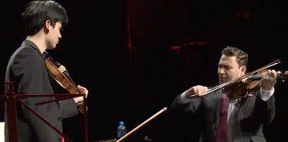 Maxim Vengerov Menuhin Masterclass