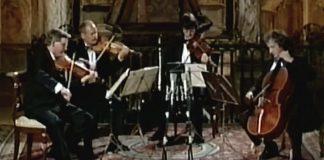 Melos Quartet Brahms