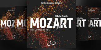 Nikolaj Znaider Mozart LSO Live