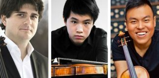 Paganini International Violin Competition Finalists Cover 2