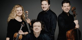 Pavel Haas String Quartet Cover
