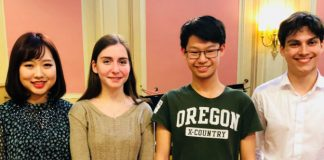 Senior MEnuhin Competition Finalists Cover
