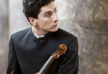 Sergey Khachatryan Violin Violinist Cover