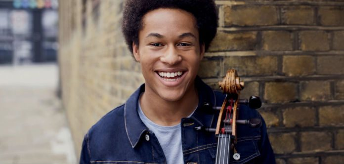 Sheku Kanneh-Mason Royal Wedding