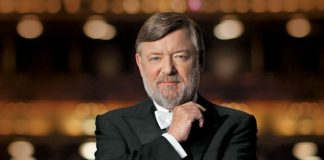 Sir Andrew Davis Conductor Melbourne Symphony Cover
