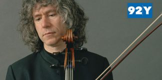 Steven Isserlis 92Y Giveaway Cover