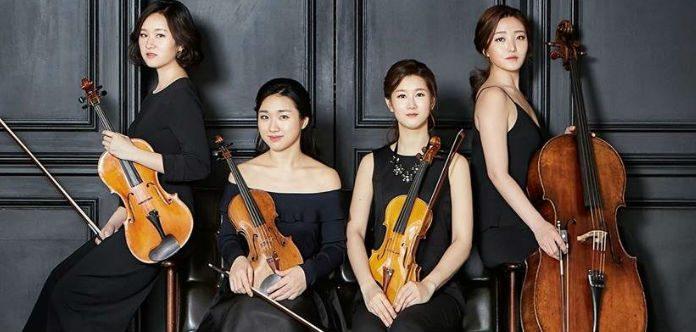 esme string quartet cover