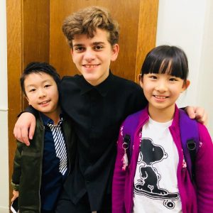 2018 Menuhin Competition