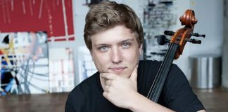 Aleksey Shadrin Cello