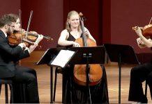 Callisto Quartet Fischoff