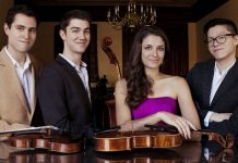 2018 Fischoff Chamber Music Competition