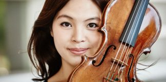Joyoon Lee Concertmaster Staatskappelle Berlin Cover