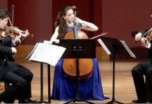Kairos String Quartet Fischoff