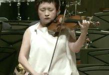 Kyung Wha Chung Brahms