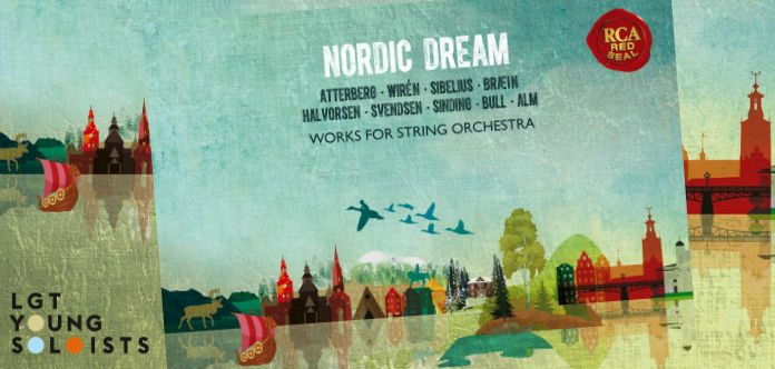 LGT Young Soloists Nordic Dream Cover