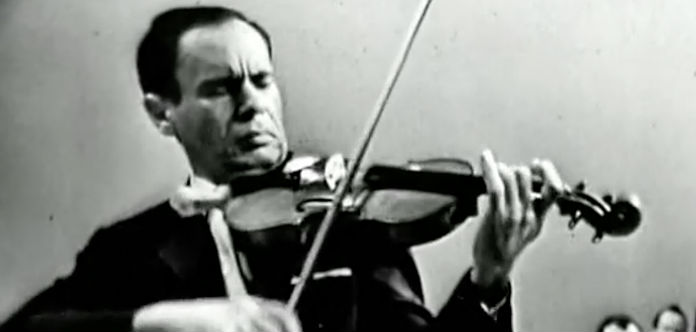 NEW TO YOUTUBE | Leonid Kogan - Mozart Violin Concerto No  5 in A