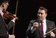 Maxim Vengerov Bach Masterclass
