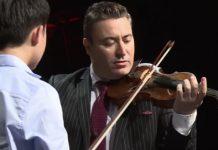 Maxim Vengerov Ysaye Masterclass