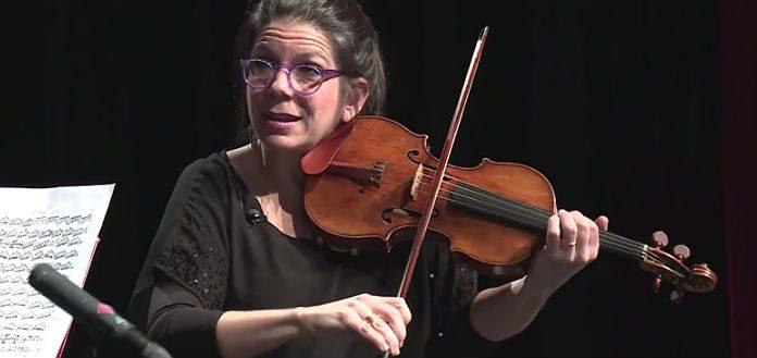 Pamela Frank Locatelli Masterclass