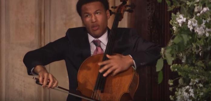 Royal Wedding Youtube.New To Youtube Vc Young Artist Sheku Kanneh Mason Royal Wedding