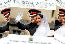 The Royal Wedding Album
