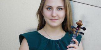 Emerson Millar Naples Philharmonic Concertmaster Cover