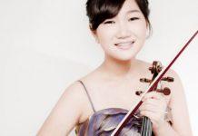 Hae-Sue Lee Viola Violist Cover