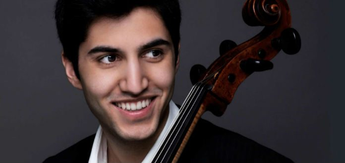 Today Is Cellist Vc Artist Kian Soltanis 26th Birthday On This Day
