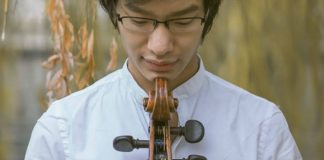 Mon Puo Lee Cellist Cover