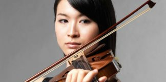 Nagao Haruka Violinist Cover
