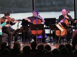Rockport Music Festival Opening Concerto Cover