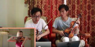 Twoset Paganini