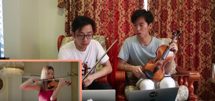 NEW TO YOUTUBE | TwoSet Violin – 'How To Play the Paganini