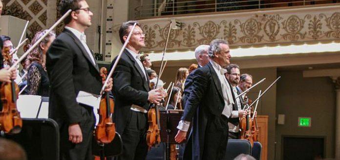 Cincinnati Symphony Timothy Lees Cover