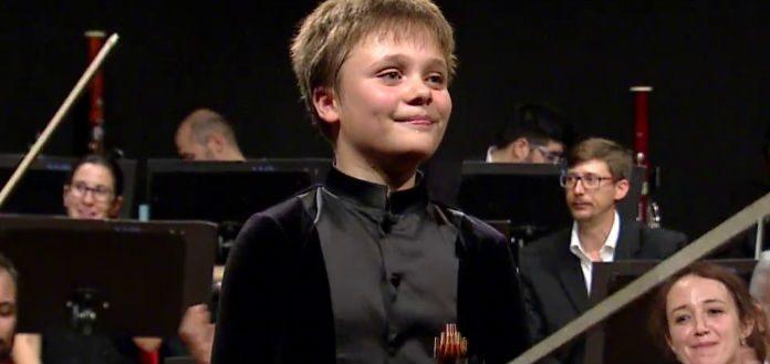 Daniil Bulayev Violin Little Piccolo Cover