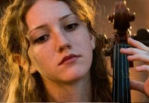 Erica Piccotti Cellist Cover