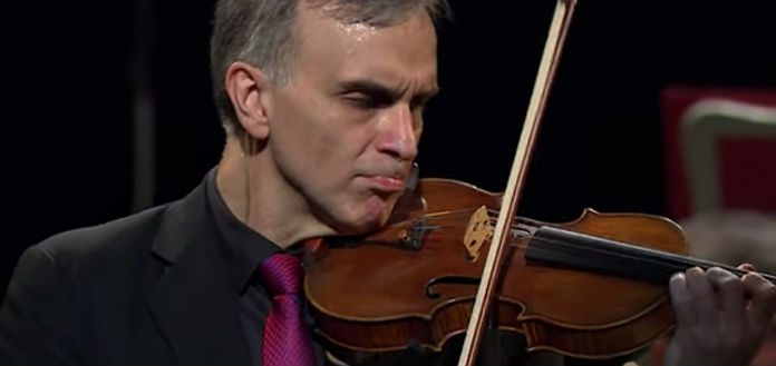 Gil Shaham Mozart A Major SWR Cover