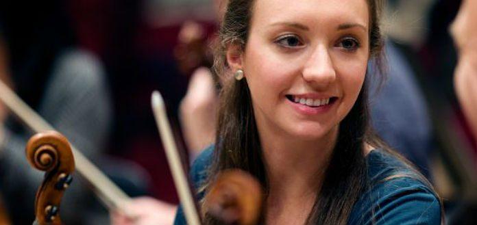 Johanna Pichlmair violinist ysaye international violin competition cover