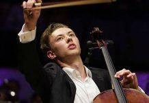 Sebastrian Fritsch Tonali Cello Competition Cover