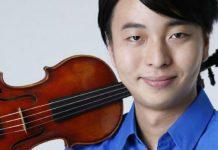 Seiji Okamoto violinist cover