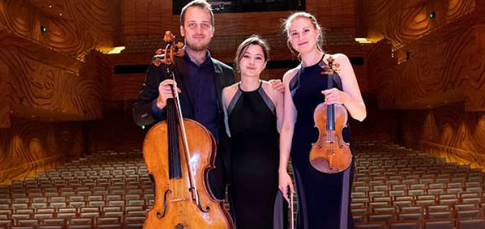 Trio Marvin Melbourne International Chamber Music Competition Cover