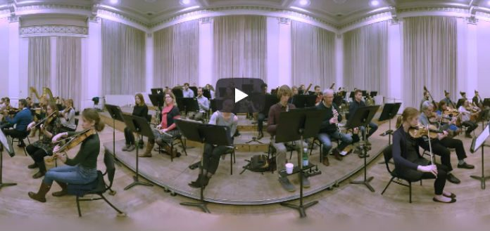 Bartok Concerto for Orchestra 360 Degree Cover
