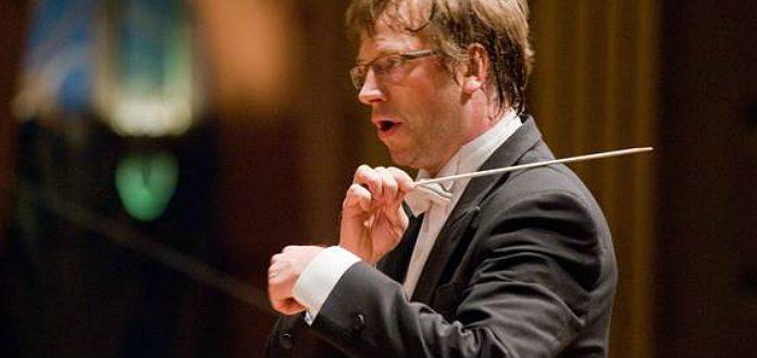 Eckart Preu Conductor Portland Symphony Orchestra