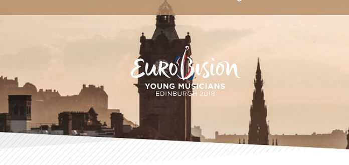 Eurovision Young Classical Musicians Contest 2018 Cover