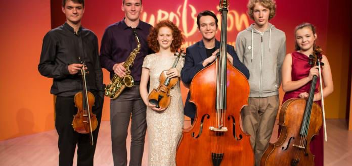 Eurovision Young Musicians Content 2018 Finalists Cover