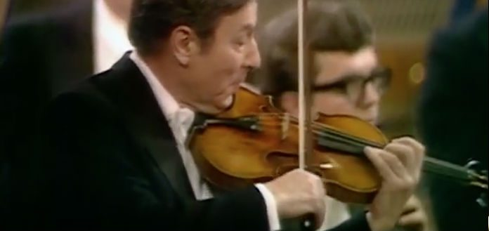 Nathan Milstein Beethoven Violin Concerto Boult London Philharmonic Cover