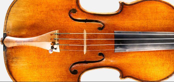 Pressenda Violin Stolen Auckland Cover