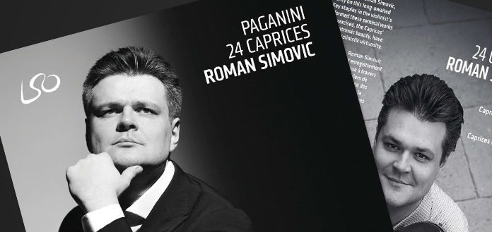 And the winners are in! The following 5 lucky VC members will each be receiving a fresh-off-the-press personally-autographed CD copy of London Symphony Orchestra Concertmaster Roman Simovic's debut solo album: 'Paganini 24 Caprices' - courtesy of LSO Live. For his debut solo disc, Roman showcases his virtuosity and innate musicality – navigating the technical and artistic challenges of Paganini's 24 Caprices for solo violin. Noah Thorpe from Canada Nelson Reive from the United States Cathy Hack from the United States Mari Dressler from Germany Thomas Buchan from United Kindgdom Congratulations to our winners and please stay tuned for more exciting VC giveaways.